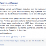 A big lie of Modi Exposed by Founder of Issai Mazhalai
