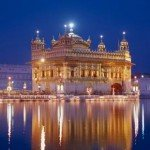 Golden Temple at Amritsar Punjab