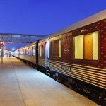 Luxury on Wheels – Maharaja Express Train