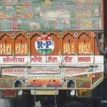 This Truck Driver doesn't like Sonia Gandhi