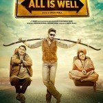 First Look Poster of Movie – All Is Well