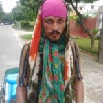Captain Jack Sparrow Spotted in Delhi