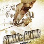 First Look Poster of 'Singh Is Bling'