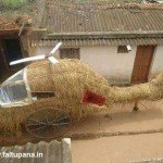 Innovative Idea – Villager's Helicopter