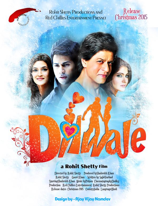 Dilwale Remains Dull in the Fourth Weekend