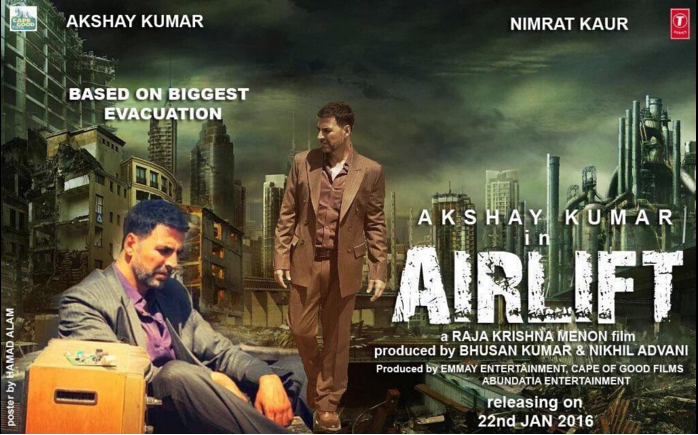 Airlift Inching Towards 130 Crores in India
