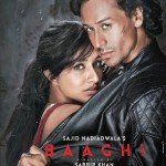 Official Poster and Trailer of Baaghi