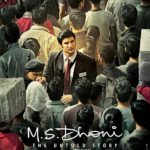 Official Poster and Teaser Trailer of M.S. Dhoni : The Untold Story