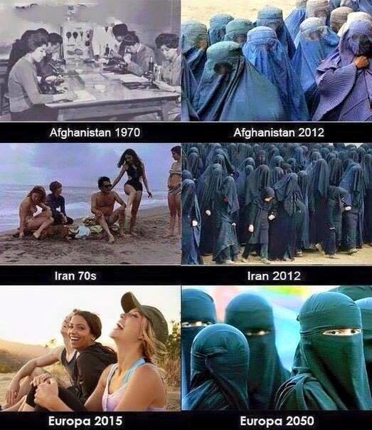 How Islam changed the culture of countries