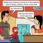 Modern Indian Private Schools