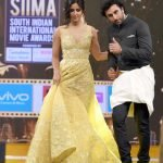 Ranbir Kapoor Performs Lungi-Dance at SIIMA 2017