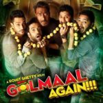 Official Poster of Ajay Devgn's Golmaal Again