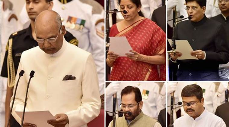 Cabinet Reshuffle 2017: Full List of PM Narendra Modi's Council of Ministers