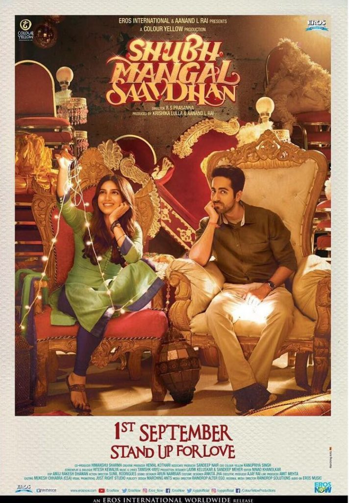 Shubh Mangal Savdhan Has an Average Opening